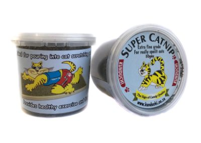 Super Catnip Powder Tub (30g)