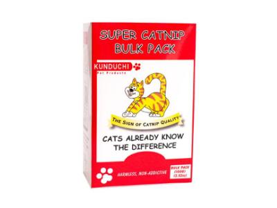Super Catnip Bulk Pack 100g (Medium Grain)