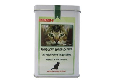 Super Catnip Gift Pack 100g (Medium Grain)